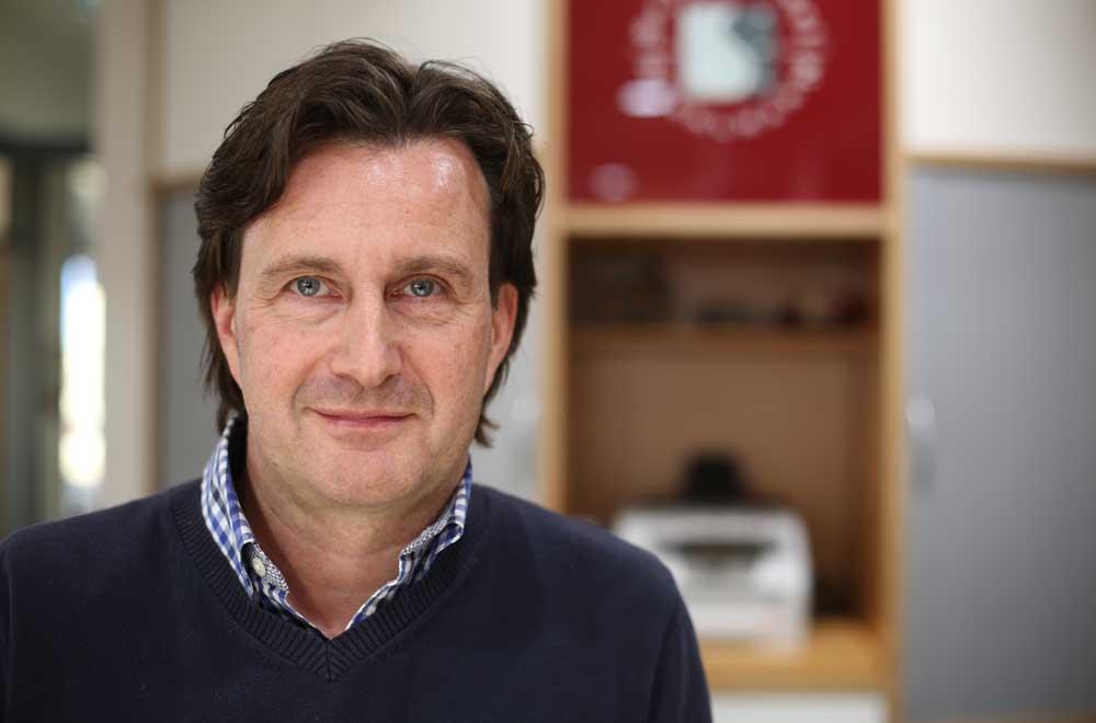 Wolfgang Stahlmann, Geschäftsführer